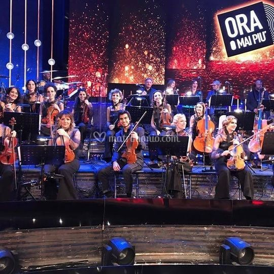 Orchestra di Rai1 - Cisco