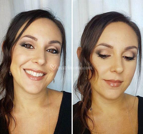 Make up delicato