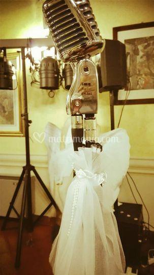 Wedding microphone Lonato