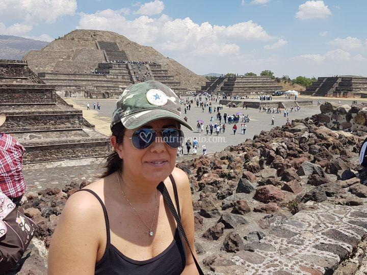 Sonia in Messico