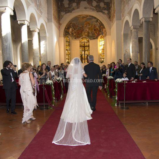 Ingresso della Sposa