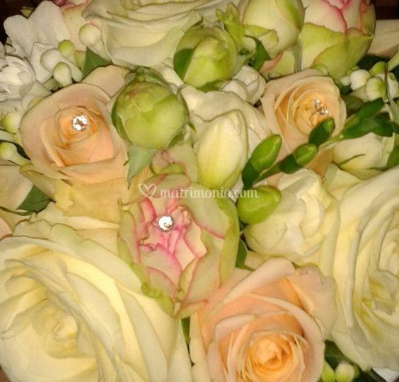 Bouquet salmone