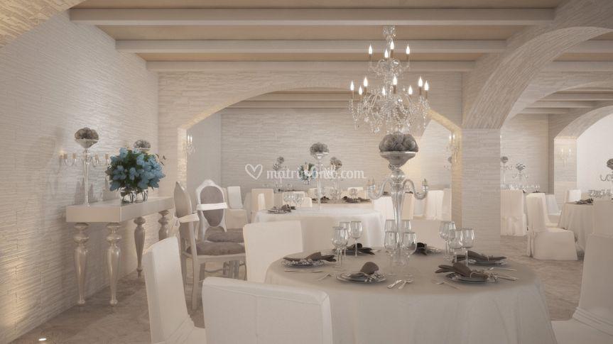 Capienza max 160 ospiti