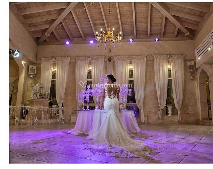 Sala del Feudo con sposa