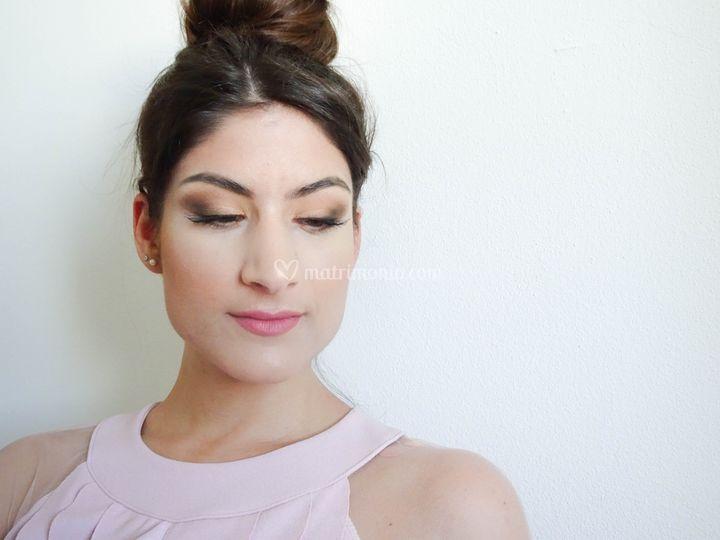 Sofiya G. Make up