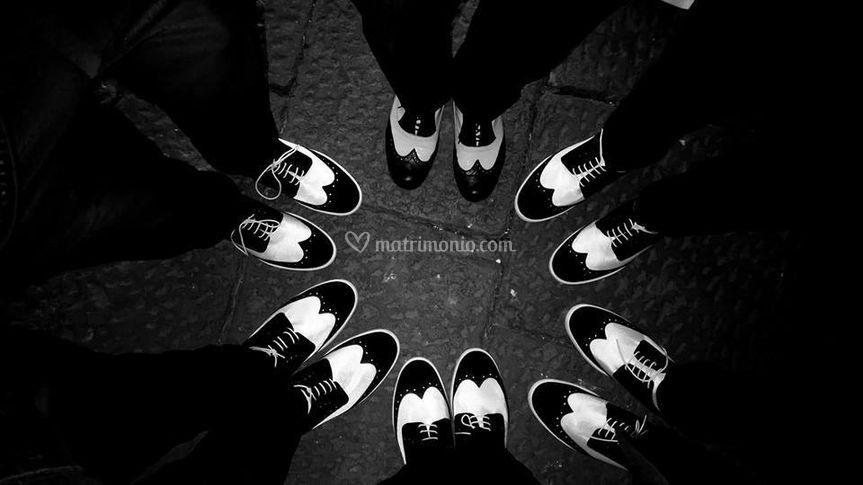 Dixie scarpe