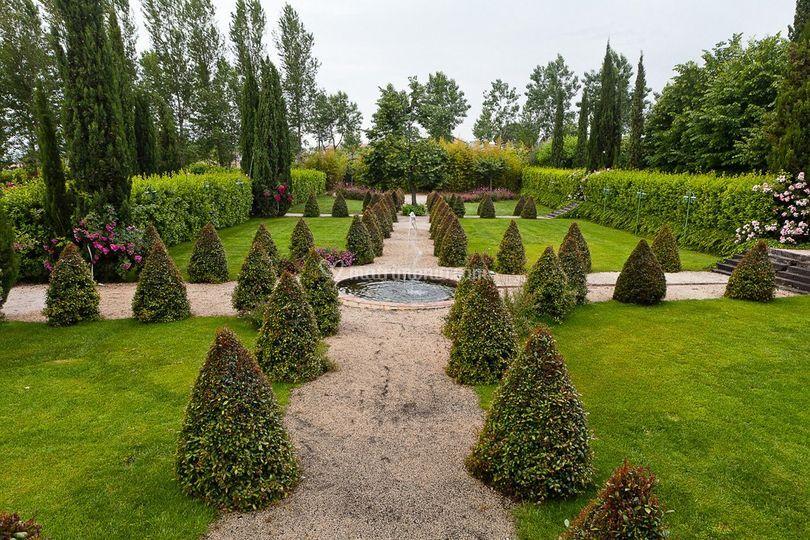 Il Giardino della fontata