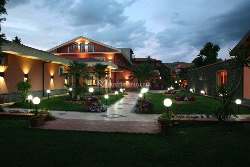Parco Villa Etrusca