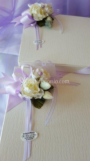 Matrimonio in glicine