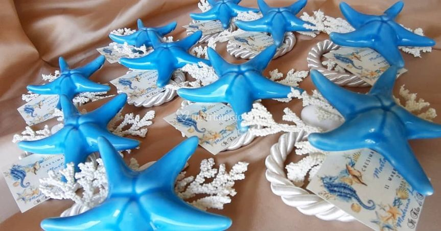 Capodimonte blu