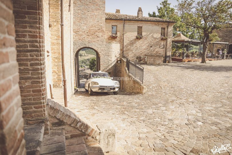 Entrata nel Borgo Antico
