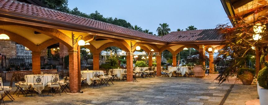 Villa Claudia eventi