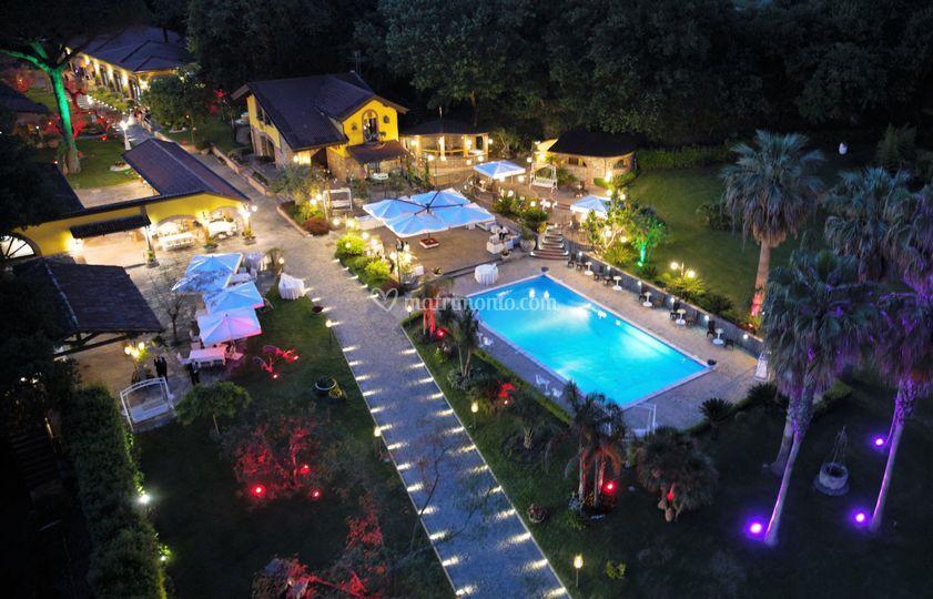 Villa Claudia eventi di Villa Claudia