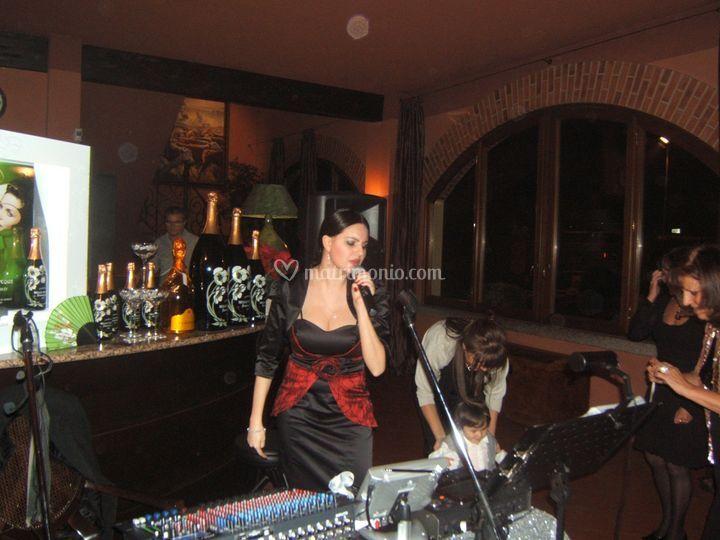 Veronica Visconti - Serata piano bar