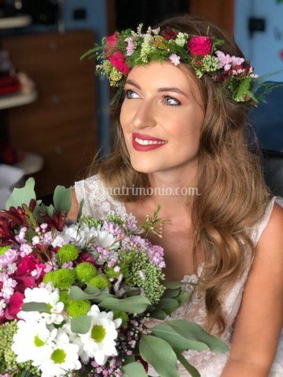 Make Up Sposa 2019 Alessandra