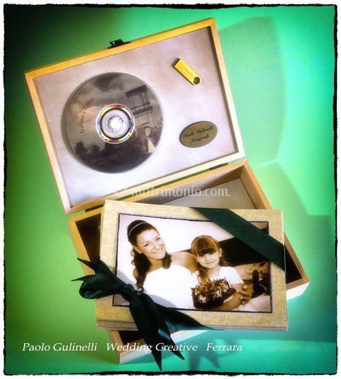 Cofanetto Packaging