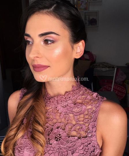 Make Up Damigella - Giovanna