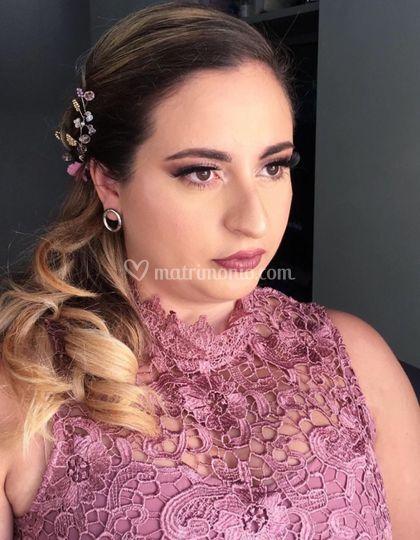Make Up Damigella - Alexandra