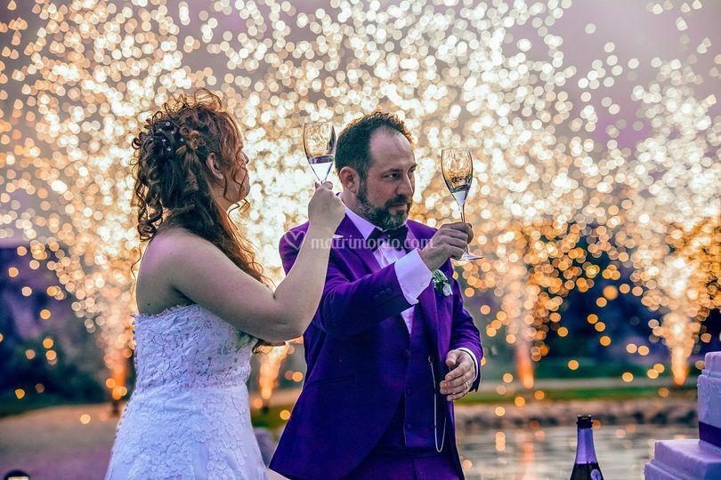 Sposi fotografati a milano