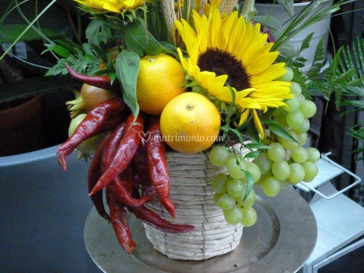 Frutta verdura e fiori