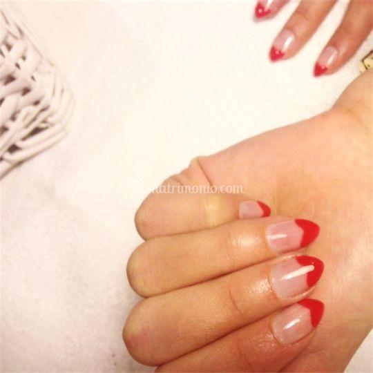 Manicure con gel