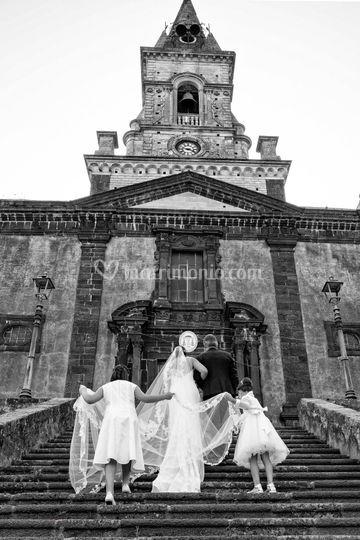 Entrata della sposa...