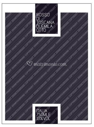Drink your brand - Etichette personalizzate