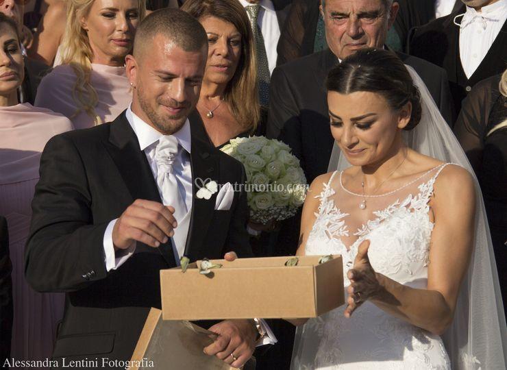 Matrimoniio diego e elga