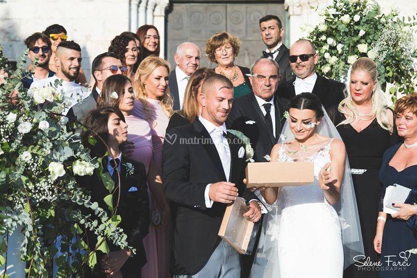 Matrimonio elga e diego