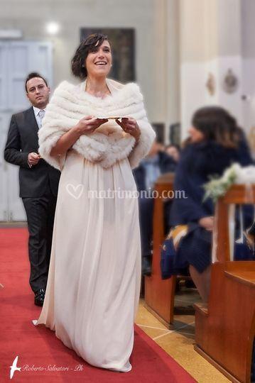 Angel or bride?