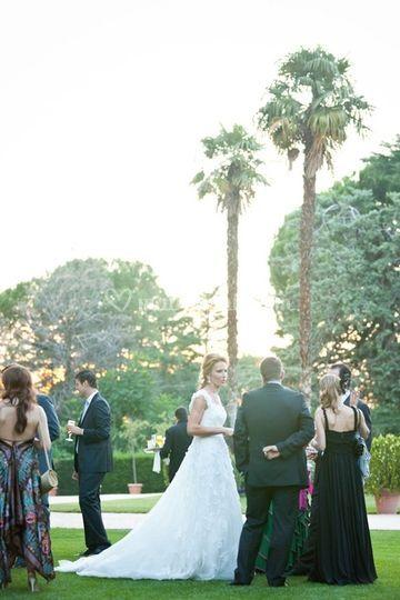 Matrimonio In Spagnolo : Cronaca di un matrimonio spagnolo nel castello viñuelas