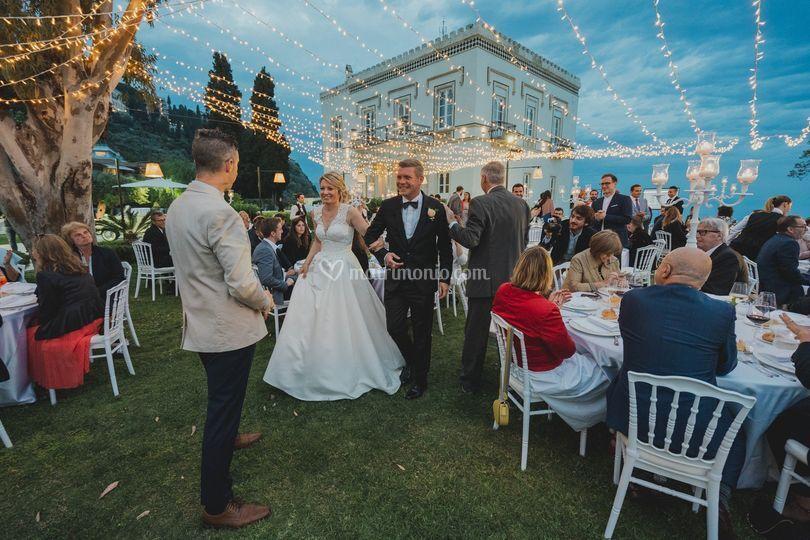 Matrimonio Villa Mon Repos
