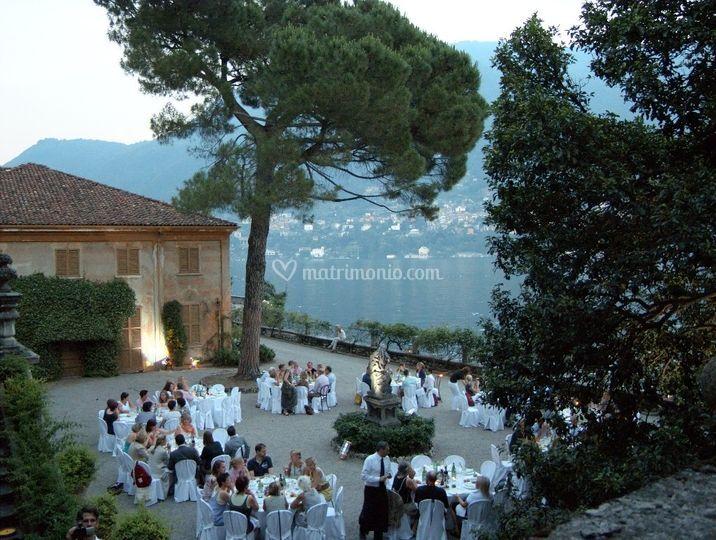 Cena di gala rossodisera event