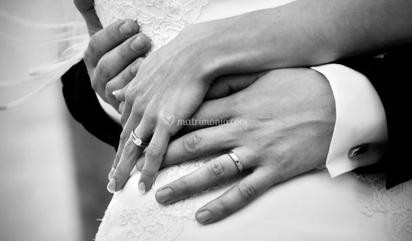 Hands and rings