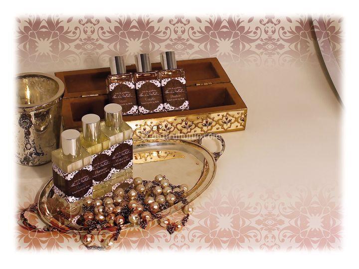 Eau de parfum personalizzabili
