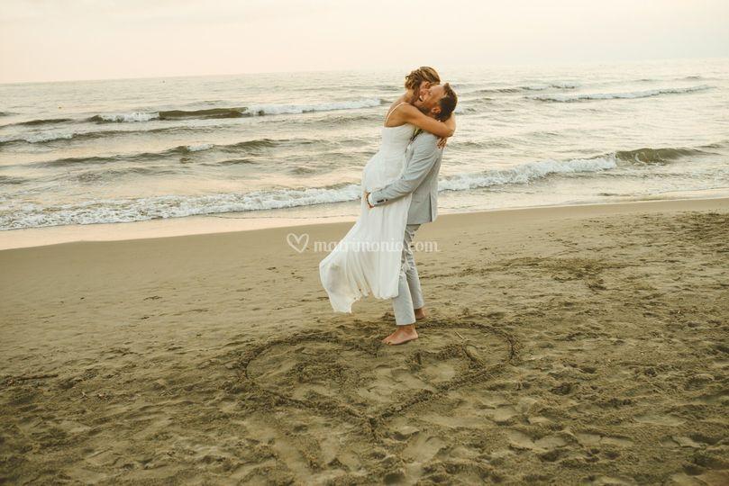 Sposi, Nikky Beach