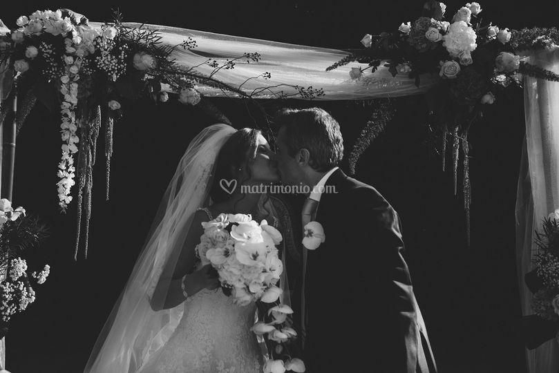 Matrimonio in villa a Pissa