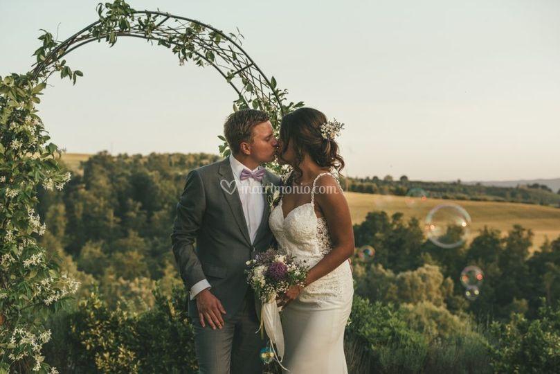 Sposi, Castelfiorentino