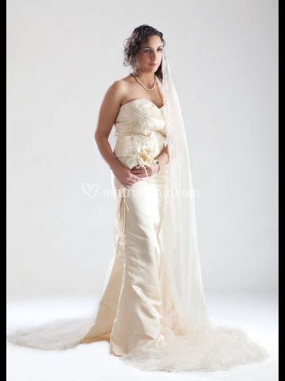 Sposa elegante