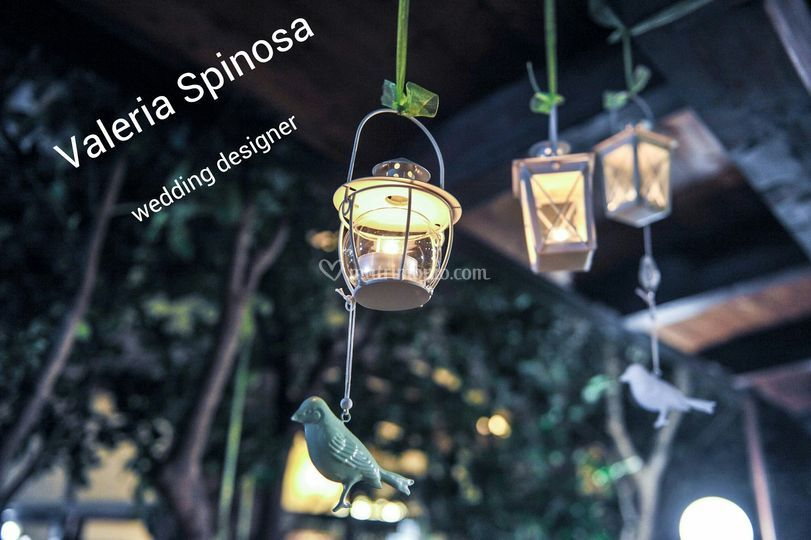 Valeria Spinosa Wedding Designer