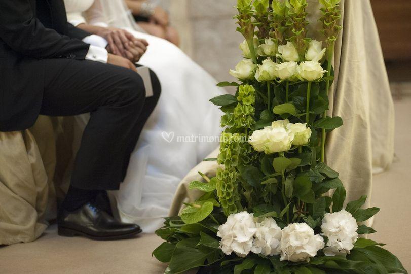 Laterale sposi