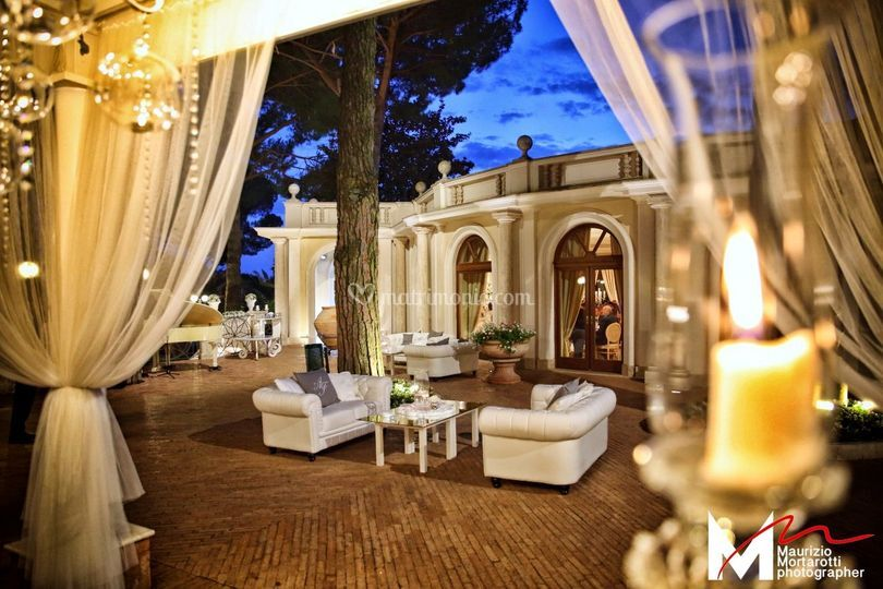 Angolo Aperitivi Di Park Hotel Villa Ferrata Ristorante