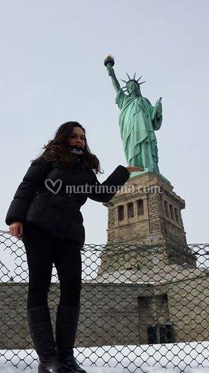 Simona a new york