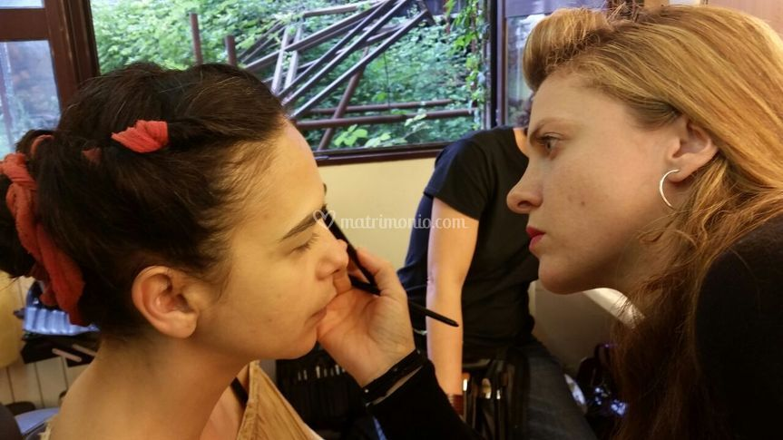 Cinecittà makeup
