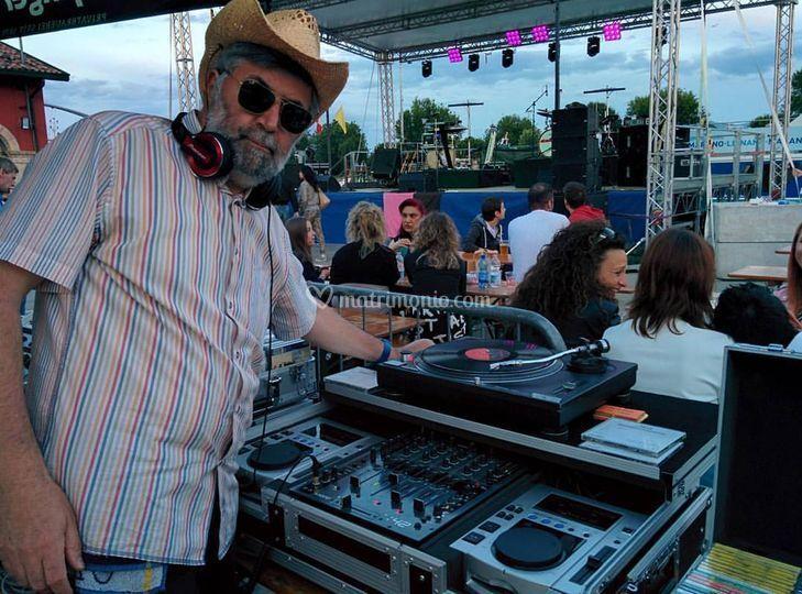 DJ Sagra de San Vio