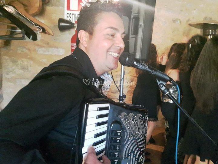 Vincenzo Macchione Musicista