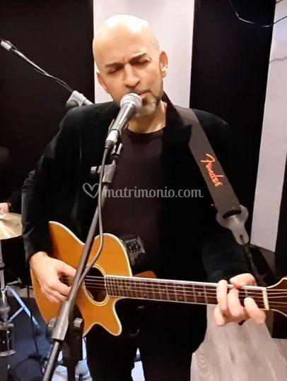Alex voce e chitarra