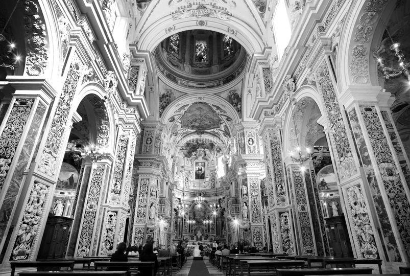 Sfondo chiesa