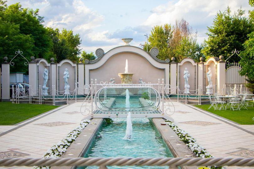 Il giardino del Borgo Antico