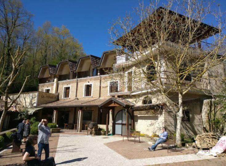 Agriturismo La Sfruscià Resort